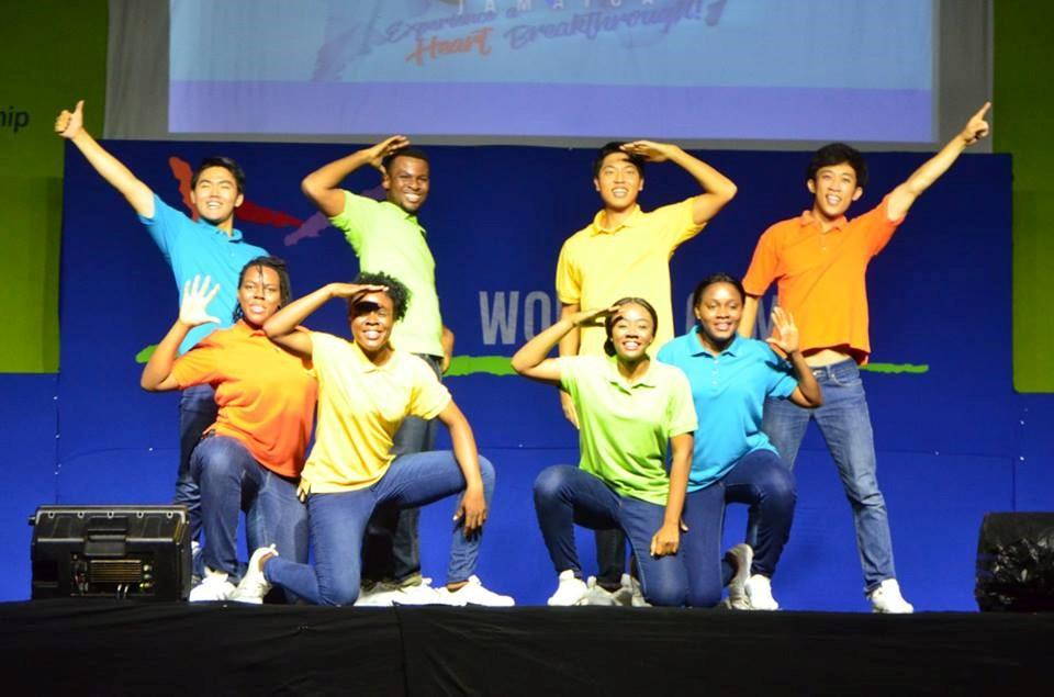World Camp Dance