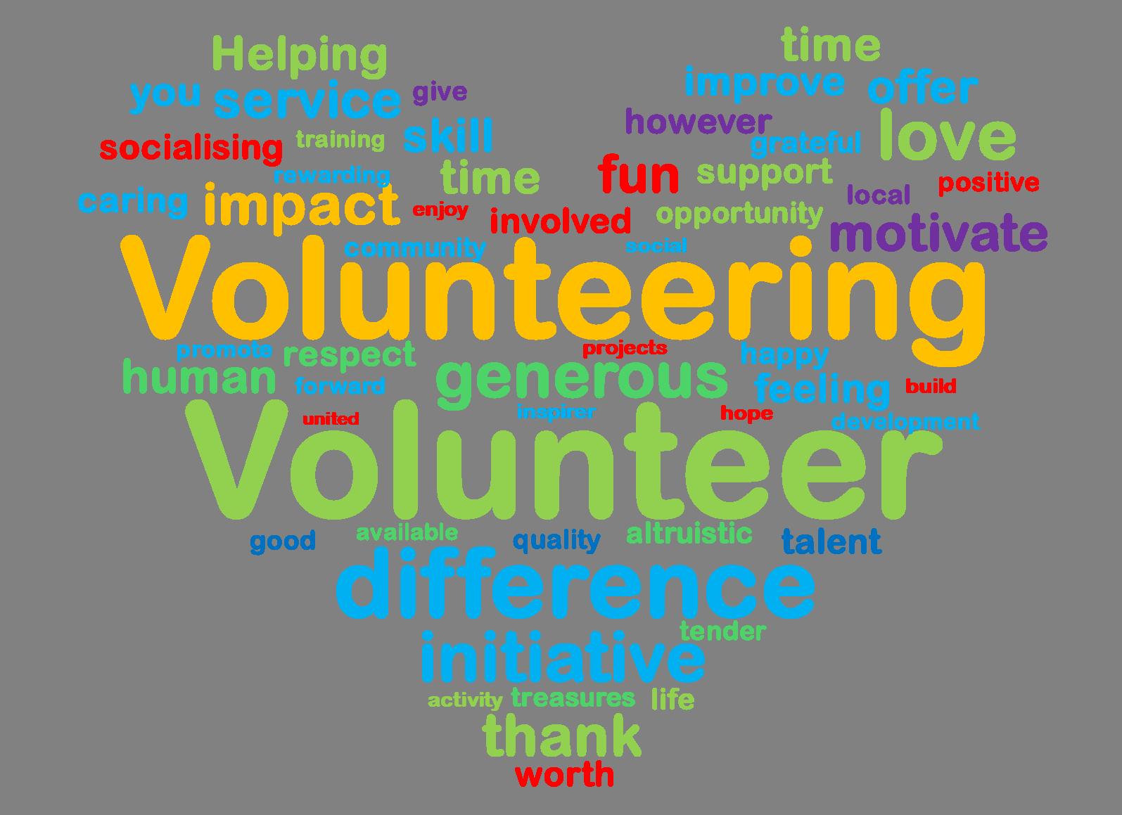 Volunteer Word